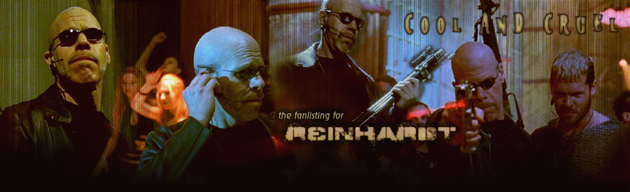 Cool and Cruel - The Reinhardt (Blade II) fanlisting